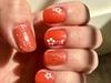 Sunny Spring nails