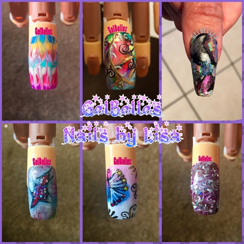 Random Nail Art Nail Art Gallery