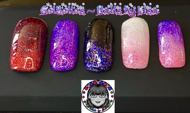 Acrylic Glitter Mix