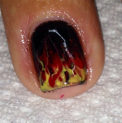 Nails On Fire