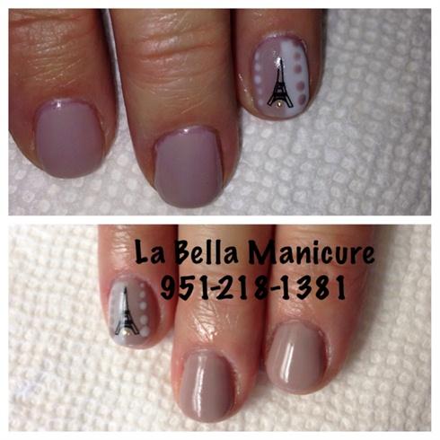 Oh La La Paris Nails