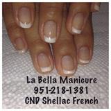 CND Shellac French Polish
