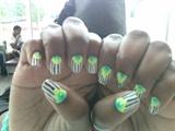 Stripes &neon