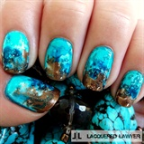 Turquoise Talons