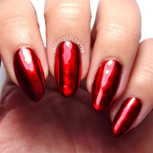 Crimson Chrome