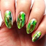 Gilded Greenery