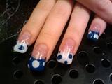 smurf dots ;)