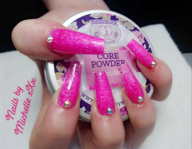 Pink Confetti 👌💖💕💖