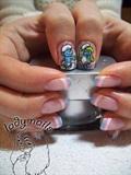 Smurfs :)