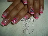 Tatty Taddy pink <3