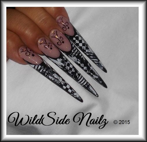 Stamping Fun ~ WildSide Nailz
