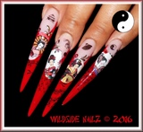 Nail Art by WildSide Nailz