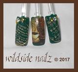Coffee Time WildSide Nailz ~ LadyNailz