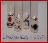 Sapphires, Rubies, and Pearls Oh My!