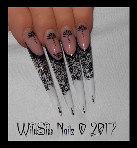 Gothic Elegance WildSide Nailz ~ LadyNai