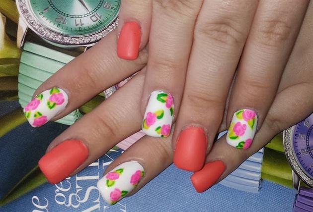 Spring time! Matte Roses