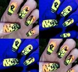 Halloween Nails-  http://bit.ly/1HdaxLB