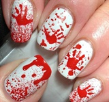 Blood Nails