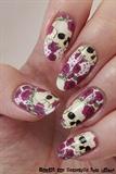 Winderful nail art design