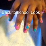 Back to school look 💅