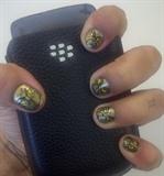 My Grinchy Nails