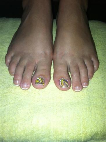 toe design