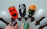 Halloween 2012 Nail Art Collection