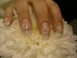 almost Wedding nails 2007