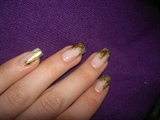 Gold foil design 2006