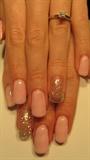 Pink & Glitter Gel