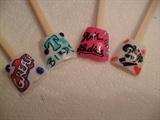 Grease Nails