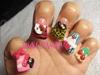3-D Girly Nails