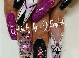 Fancy pur-pink