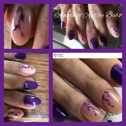 Purple Spring 2019