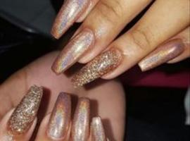 Nice Gold nails