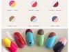 Paintbox Nails Color Chart 2 March 2017