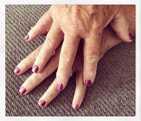 Standard Gel Polish Manicure
