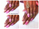 Love Gold - Love Pink