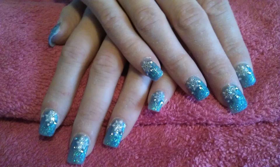 Winter Wonderland Nails Nail Art Gallery