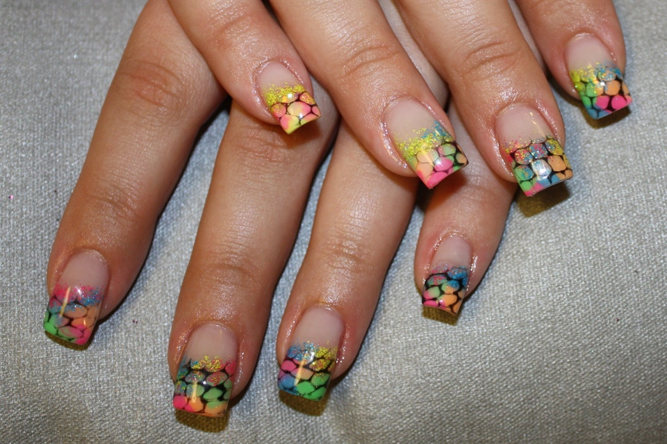 New Kids on the Block - Nail Art Gallery