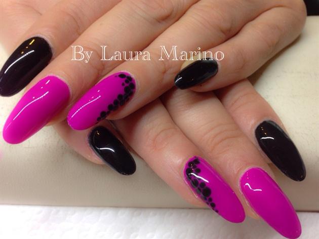 Violet And Black