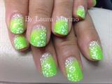 Green Fluo, Flowers