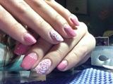 Moon Gel Manicure