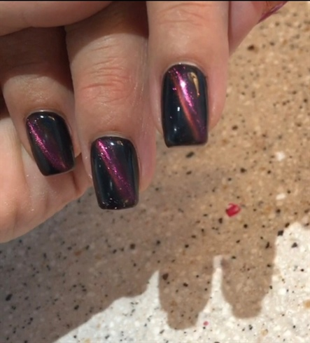 Galaxy 🌌 Nails