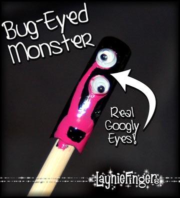 Bug Eyed Monster