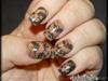 Black Lace Nails 1