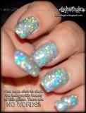 Silver Disco Nails 2