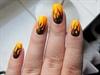 fire look