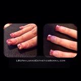 Glitter Inlay