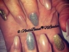 #chrome #silverbells #gold #nude